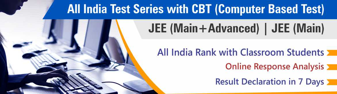 All India Test Series with CBT