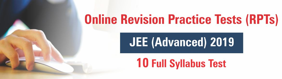 JEE (Advanced) Online RPTS 10-FST