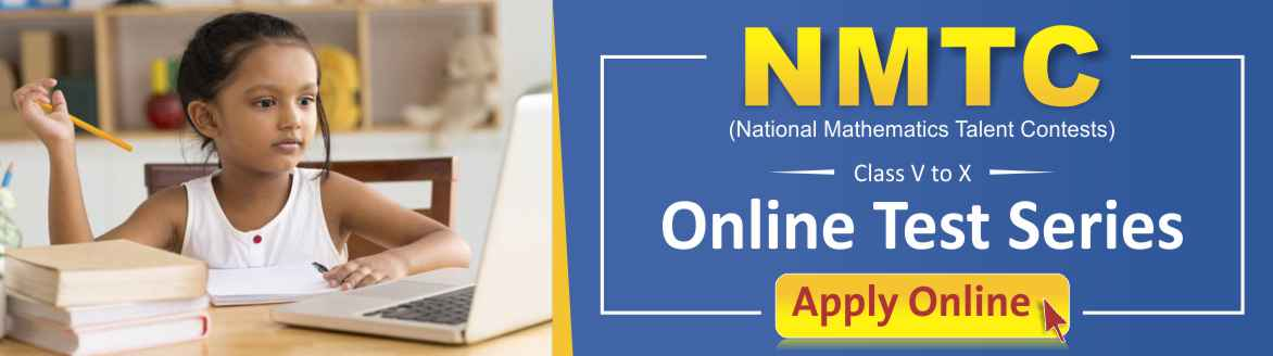 NMTC Online Test Series
