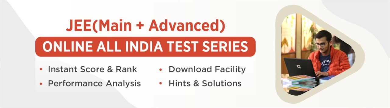 JEE(M+A) Online All India Test Series